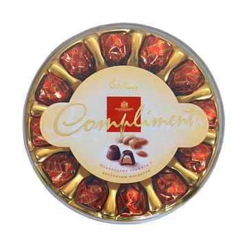 Kiev, Chocolates ''Cadbury Compliment''
